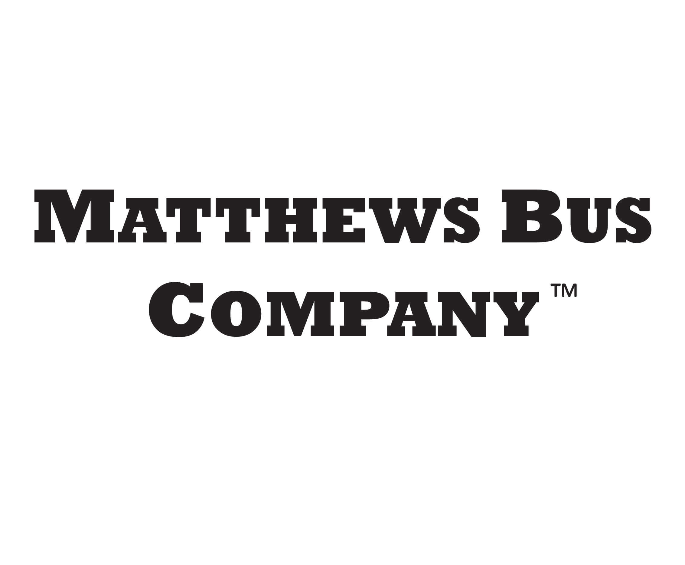 Matthews Bus Company