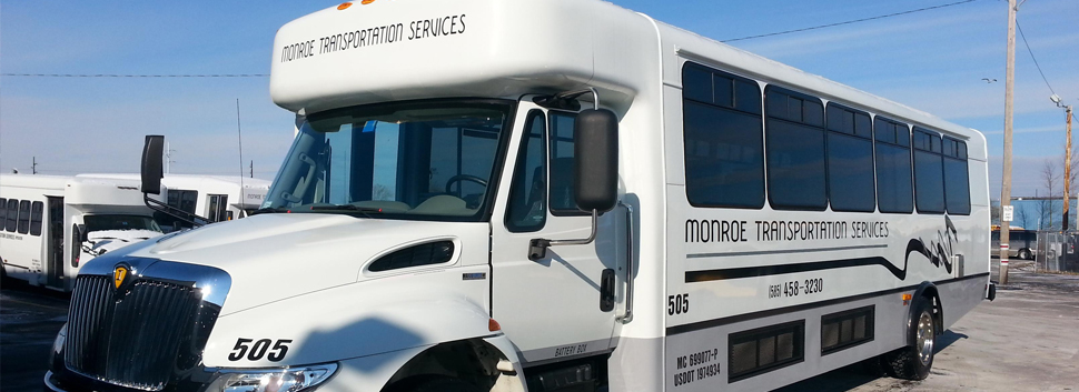 Monroe School Transportation | National Express LLC