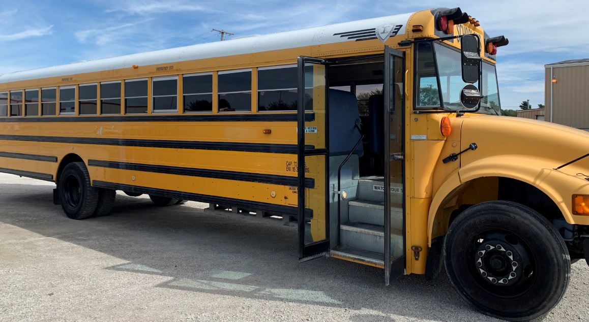 Durham School Services To Donate School Bus to Cabrini Green Legal Aid